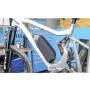 Longus E-Bike Akku Cover für SHIMANO STEPS Akku BT-E8010 (Rahmen-Version)